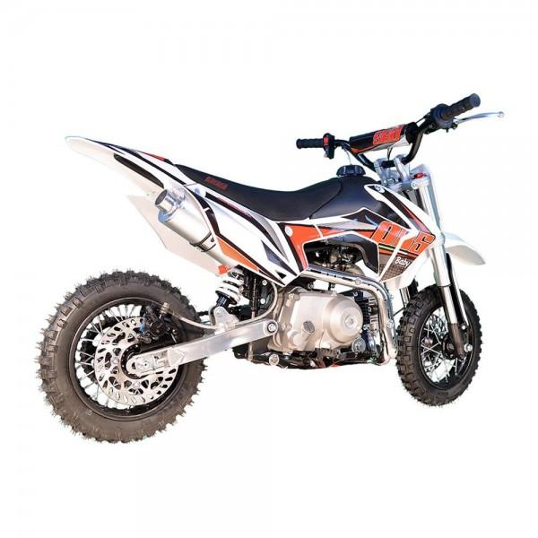 Pit Bike PBS BABY MX 50 10/10
